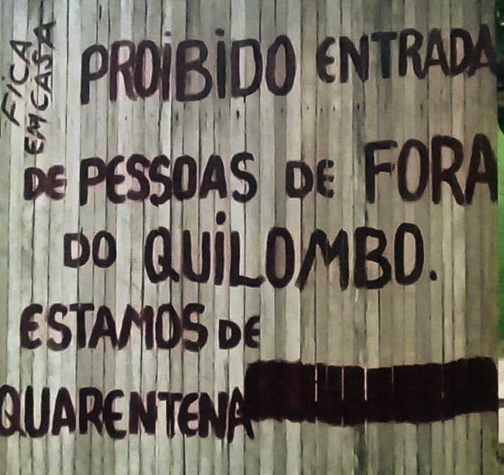 Norte e Nordeste: Coordenação da CONAQ discutem exclusão de quilombolas do grupo prioritários do plano de vacinação contra a Covid-19