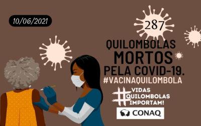 A negação do acesso aos direitos: ausência de doses prejudica a vacinação em massa nos quilombos