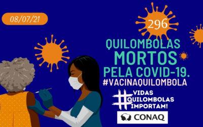 A reafirmação da resistência quilombola na luta contra a Covid-19