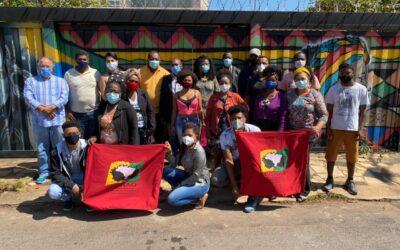 Lideranças do Quilombo Kalunga se reúnem em Brasília com lideranças da CONAQ para dialogar sobre algumas demandas territoriais