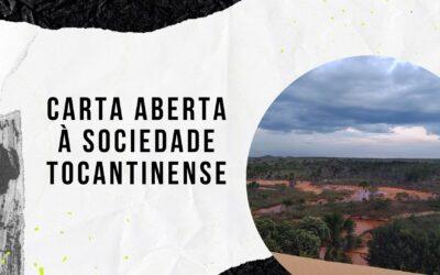 Lideranças quilombolas do Jalapão denunciam violações de direitos no processo de concessão do Parque por parte do Governo do Tocantins