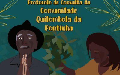 Associação do Quilombo de Potinha e CONAQ lançam Protocolo de Consulta