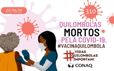 Paralelo à pandemia, quilombolas enfrentam desigualdade e exclusão social